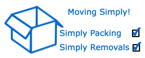 Make moving Simple, Simply Packing and Removals
